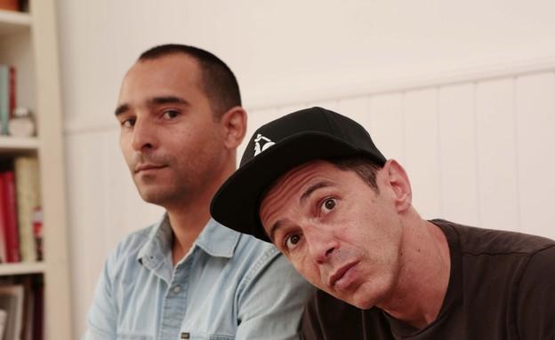 סמו ומריאנו (צילום: עודד קרני)