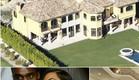 הבית החדש של קים וקניה למכירה (צילום: getty images, mis)