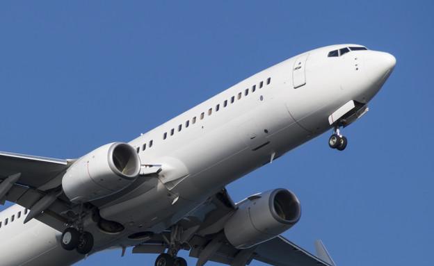מטוס נוסעים (צילום: אימג'בנק / Thinkstock)