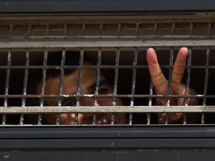 שוחררו - ושבו למאסר. ארכיון