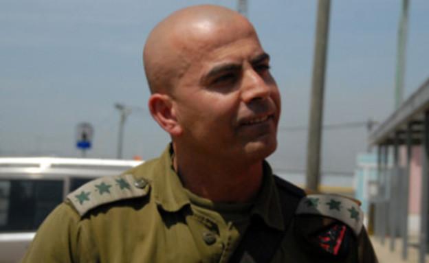 """מח""""ט גולני אל""""מ רסאן עליאן (צילום: דובר צה""""ל ,דובר צה""""ל)"""