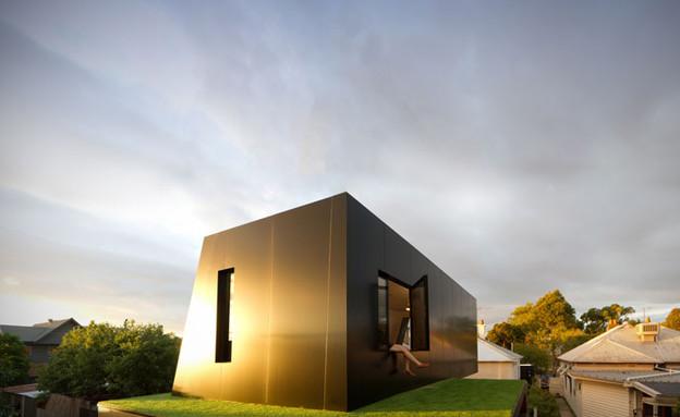 הבית על הגבעה, חוץ (4) (צילום: Maynard Architects)