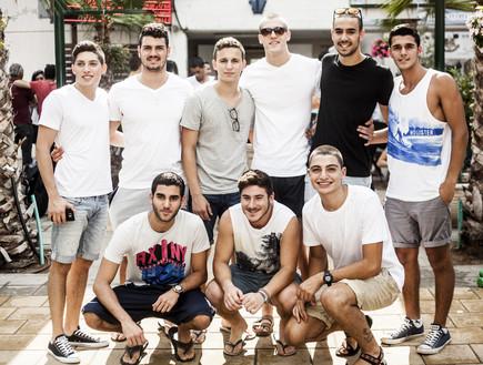 גיוס כפיר קיץ 2014
