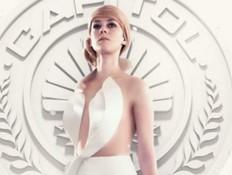 אלון ליבנה שחקנית שמלה לבנה