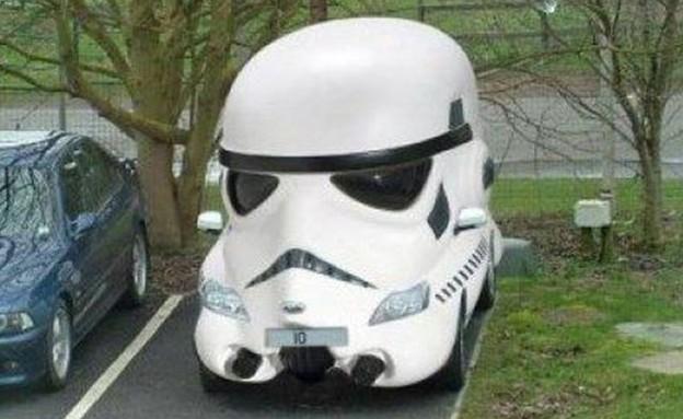 רכבים בהשראת מלחמת הכוכבים