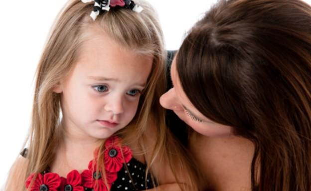 ילדה עצובה (צילום: istockphoto)