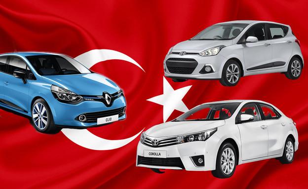מכוניות מטורקיה