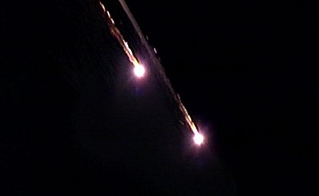 יירוט רקטות, ארכיון (צילום: חדשות 2)