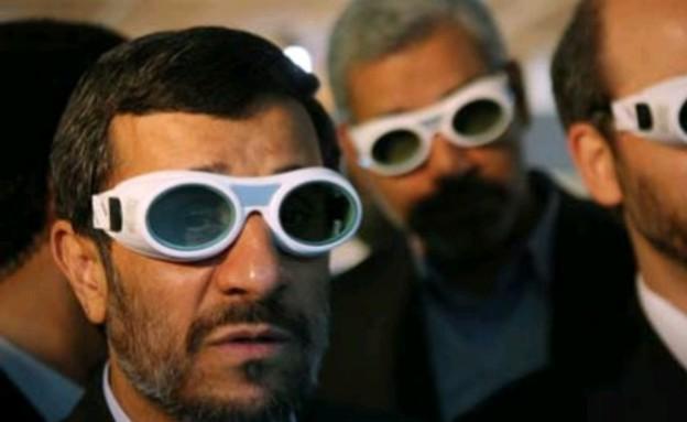 מחמוד אחמדינג'אד (צילום: חדשות 2 ,חדשות 2)