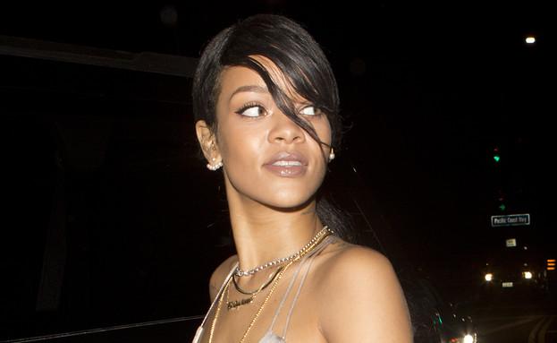 ריהאנה סייד בוב (צילום: splash news ,splash news)