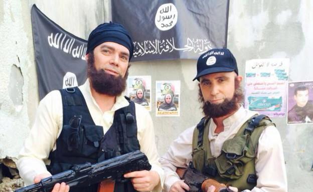 מה קורה בדאעש (צילום: מיכל טופל ,mako)