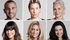 מועמדים להדחה - מרטין, טל, לינור, דנית, נופר ואחי (צילום: יריב פיין וגיא כושי ,יחצ)
