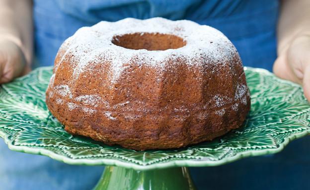 עוגת סילאן טבעונית (צילום: דניאל לילה ,על השולחן)