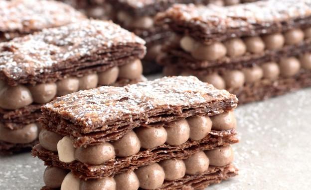 הספר המתוק מילפיי שוקולד (צילום: אפרת ליכטנשטט ,יחסי ציבור)