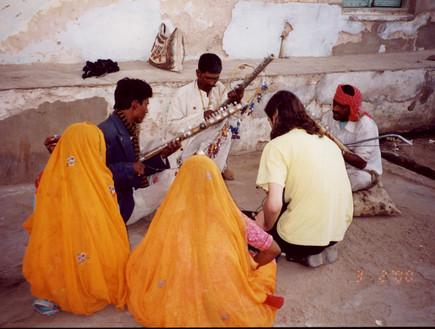 קובי פרחי, הודו (צילום: יחסי ציבור)