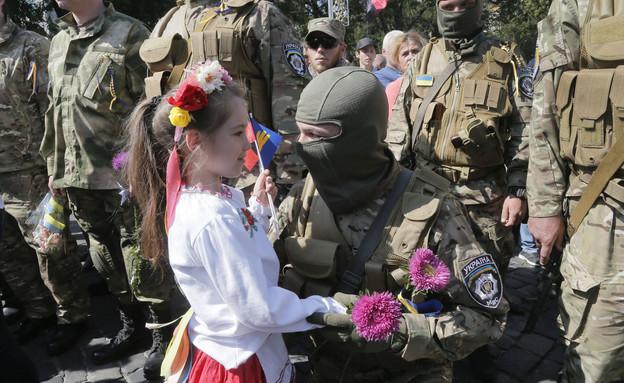 מלחמה באוקראינה (צילום: ap)