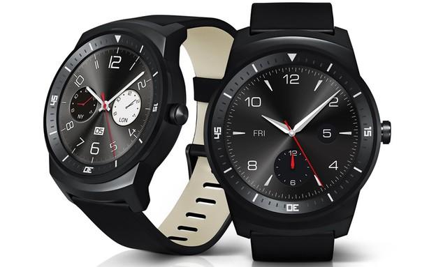 השעון G Watch R של LG