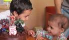 תמרה ויהל ביום ההולדת שלו (צילום: קרן שטטר ,צילום ביתי)
