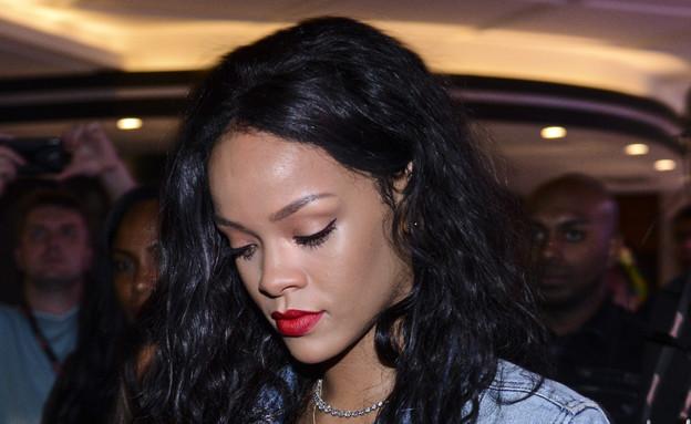 ג'ואן ריברס - ריהאנה (צילום: getty images)