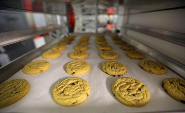 העוגיות התמימות הובילו לאשפוז, ארכיון (צילום: AP)