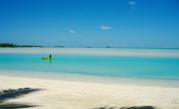 הכי בעולם 7.9, איי קוק חוף (צילום: brianscantlebury.com )