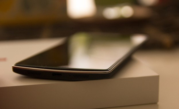 OnePlus One (צילום: הילה יונתן)