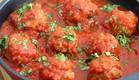 """קציצות ברוטב עגבניות (צילום: עידית נרקיס כ""""ץ ,אוכל טוב)"""