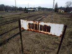 מחנה ההשמדה סוביבור (צילום: רויטרס)