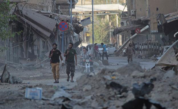 האם נותר נשק כימי בסוריה? ארכיון (צילום: רויטרס)