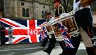 רוב קטן למתנגדים, בלונדון יחגגו? (צילום: רויטרס)