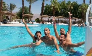 אילת, מלון יו קורל ביץ 1 (צילום: איה בן עזרי)
