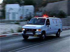 הילד נלכד ברכב הסעת הילדים (צילום: חדשות 2)