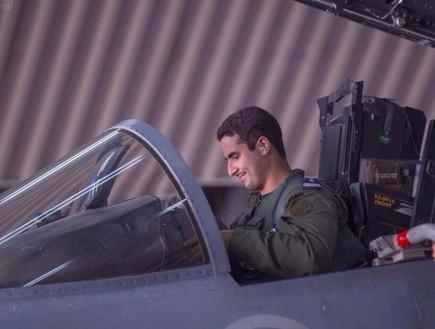 חאלד בן סלמאן (צילום: טוויטר)