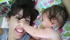 לילי ואדווה אלמליח (צילום: צילום ביתי ,צילום ביתי)