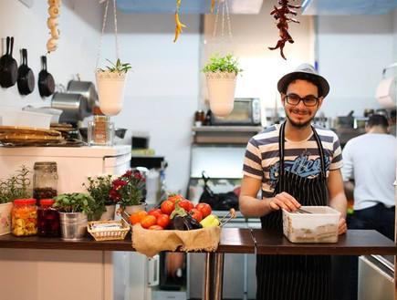 אוסמה דלאל, מסעדת דלאל (צילום: דרור ארצי ,יחסי ציבור)
