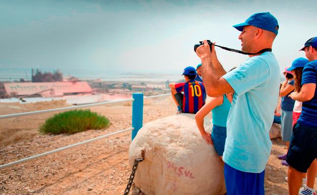 סיורים באזור ים המלח - ללא תשלום (צילום: נטלי קדוש כהן)