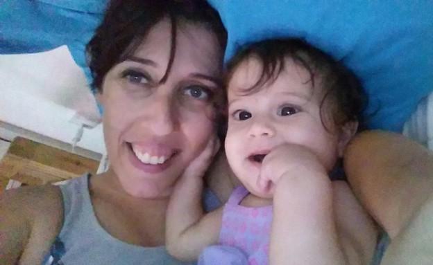 לילי ואדווה אלמליח (צילום: תומר ושחר צלמים ,צילום ביתי)