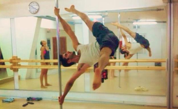 ניב גרדוס, ריקוד על עמוד