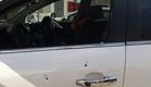 זירת הירי, הבוקר (צילום: חדשות 2)