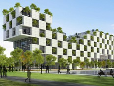 הבניינים הכי שווים בעולם (צילום: צילום באדיבות World Architecture Festival)