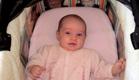 התינוקת חיה זיסל בראון (צילום: באדיבות המשפחה)