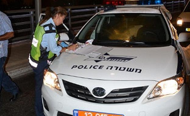 אילוסטרציה (צילום: דב קנטור ועופר עבודי, משטרת ישראל)