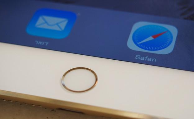 הטאבלט iPad Air 2 (צילום: ניב ליליאן ,NEXTER)