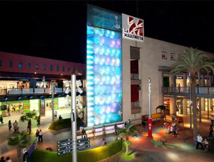 La Maquinista Mall