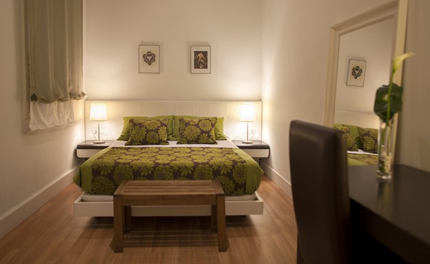 מלון גויה, ברצלונה (צילום: Hostal Goya ,האתר הרשמי)