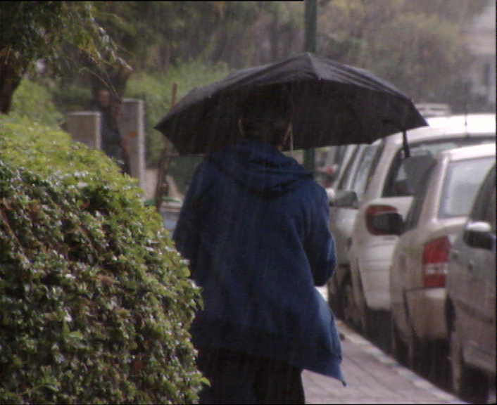 הגשם חזר, ארכיון (צילום: החדשות 2)