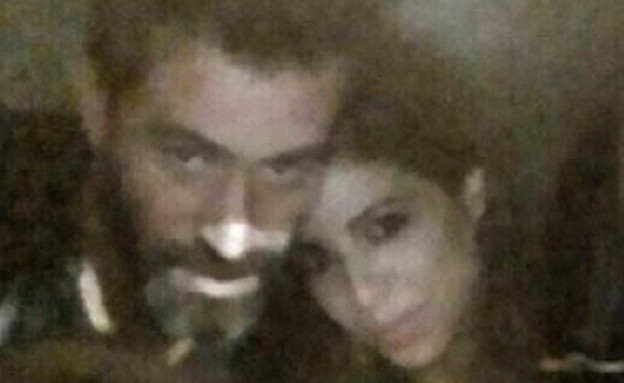 יהודה לוי ודניאלה פיק נובמבר (צילום: instagram ,instagram)