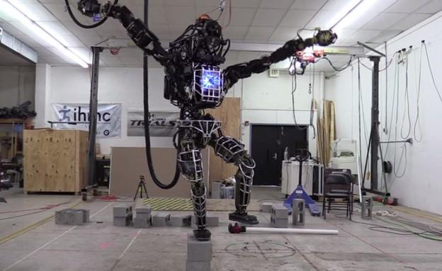 רובוט קראטה קיד