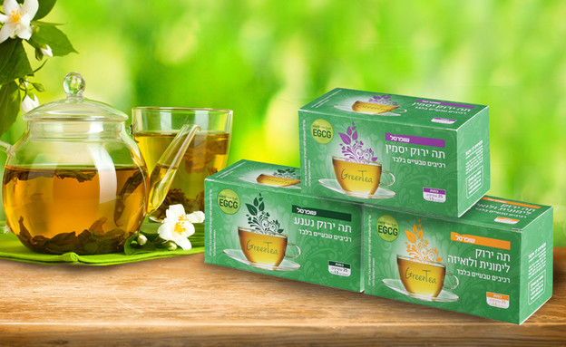 תה ירוק שופרסל (צילום: אינסטגרם ,mako)