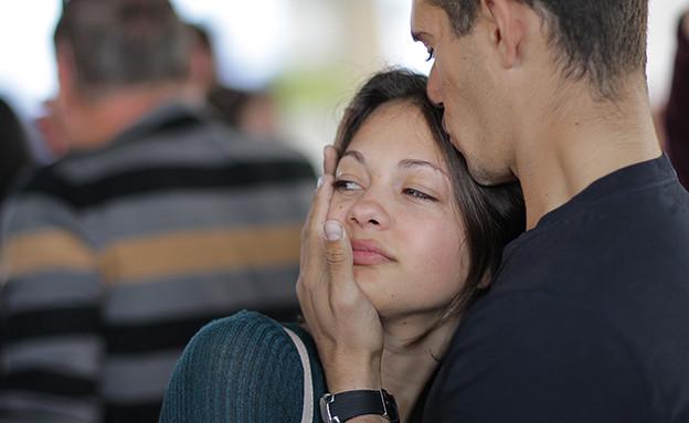 גיוס בנות נוב' 14 (צילום: אלון קירה בית ספר לצילום)